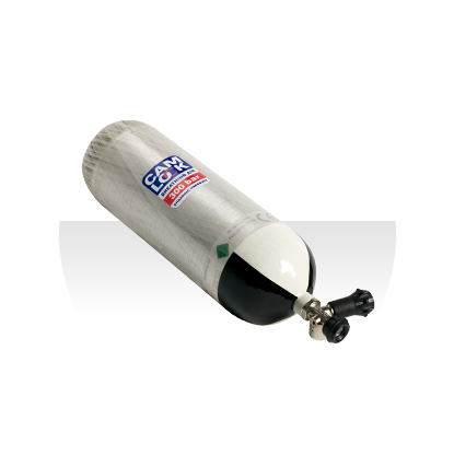 QUEST-SCBA - CamLock Cylinder with Ergonomic Valve